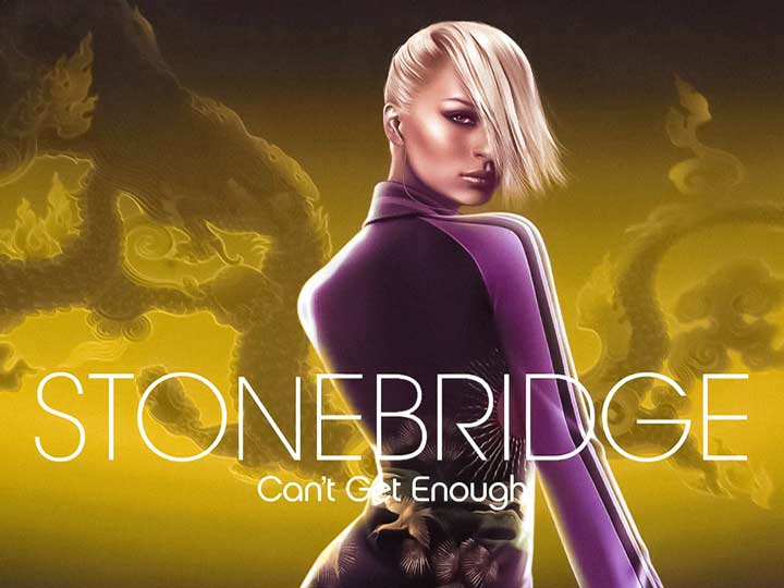 Amazon offers StoneBridge´s Can't Get Enough Album