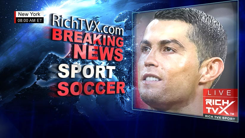At Portugal vs. Morocco, the World Cup has two faces: Cristiano Ronaldo and Sepp Blatter