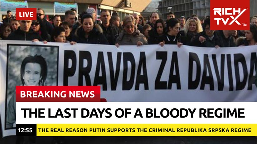 Pravda Za Davida – The Last Days Of A Bloody Regime