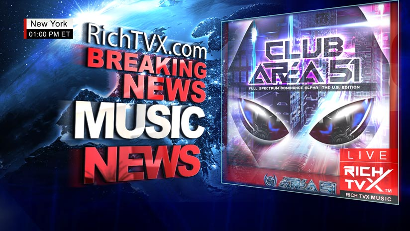 Club Area 51 – Full Spectrum Dominance Alpha