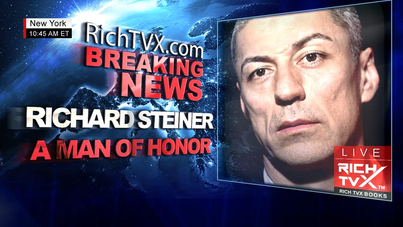 Richard Steiner – A Man Of Honor: From Underworld king to Buddhist
