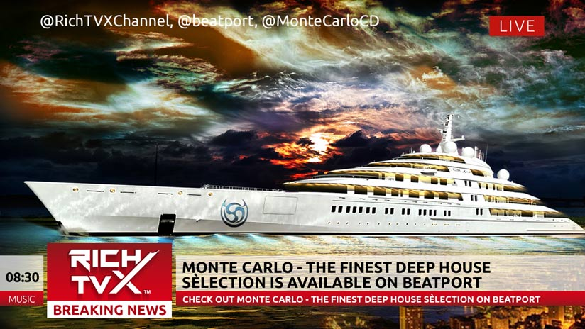 Monte Carlo – The Finest Deep House Sèlection