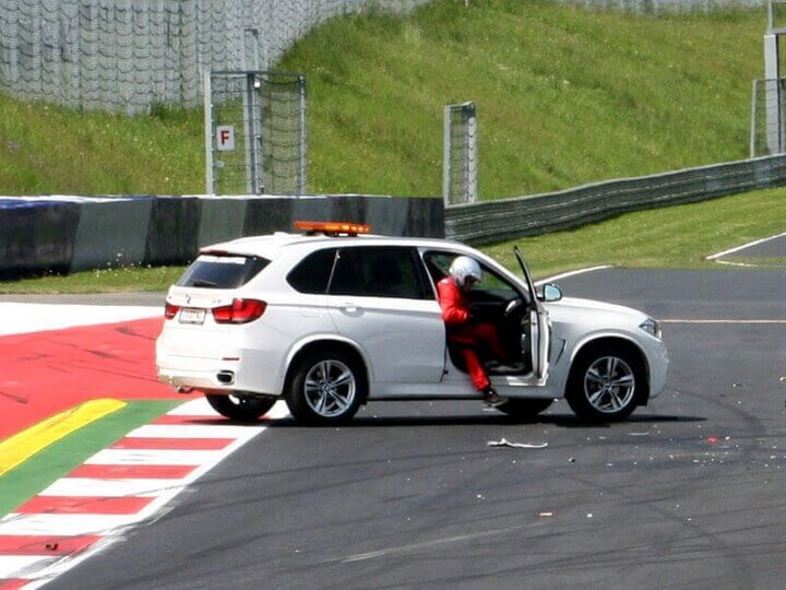 Formula One is the highest class of single-seat auto racing