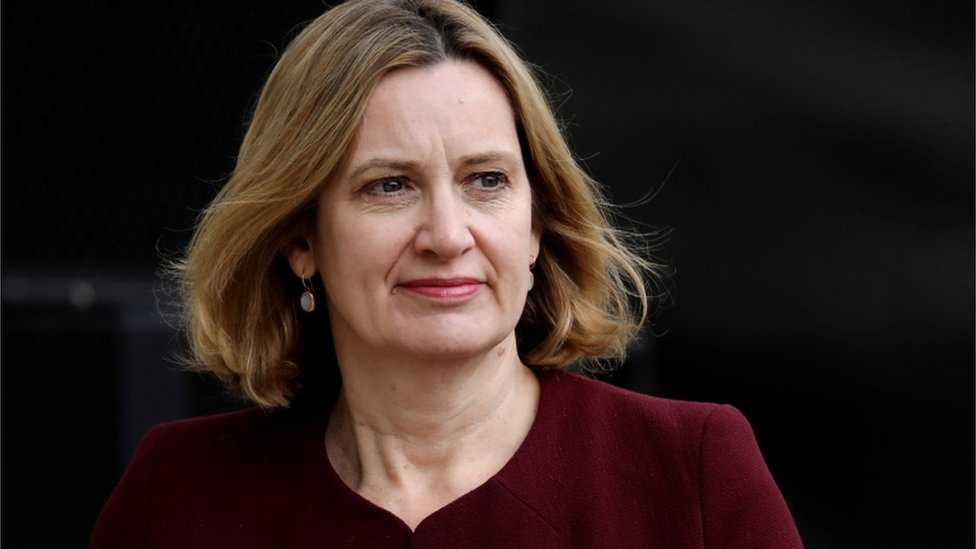 Brexit: Home secretary suggests customs union position 'not final'