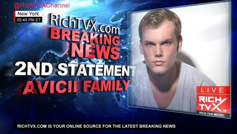 Update: Swedish DJ Superstar Avicii dead at 28