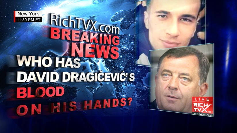 Who Has David Dragičević' s Blood on His Hands?