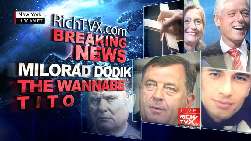 Milorad Dodik – The Wannabe Tito