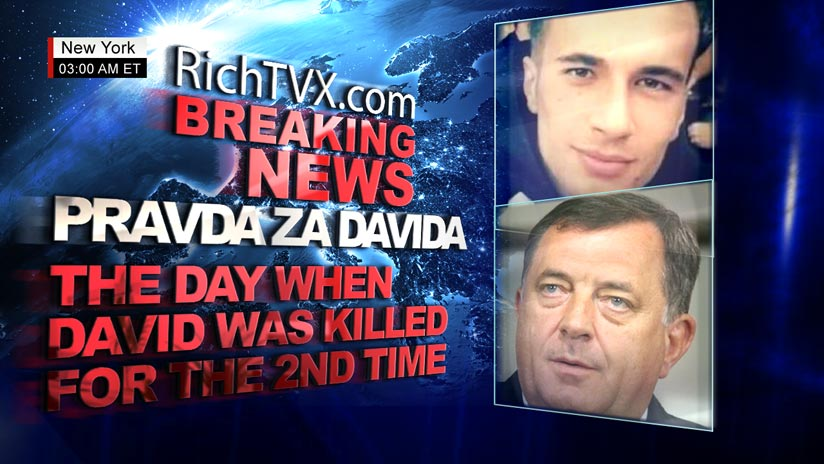 Pravda Za Davida – The Day When David Was Killed For The Second Time