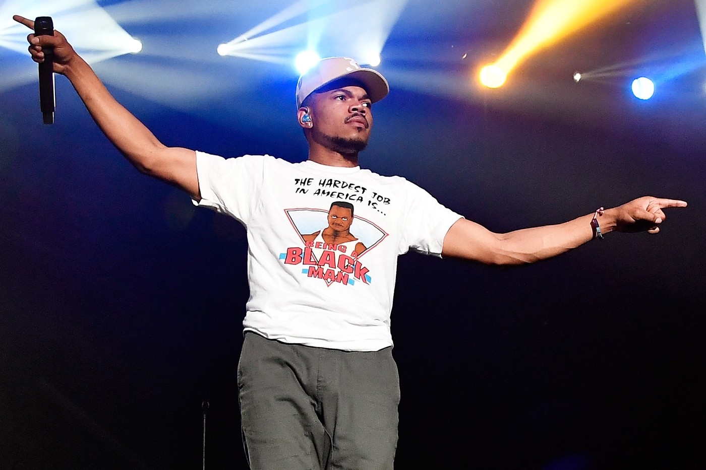 Chance the Rapper's 'Coloring Book' Exceeds 1.5 Billion Spotify Streams