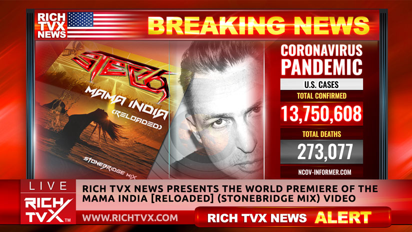 World Premiere of the Mama India [Reloaded] (StoneBridge Mix) Video