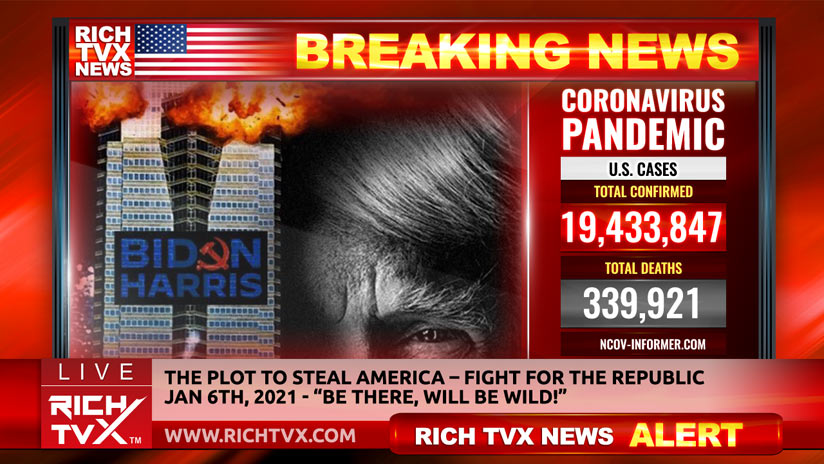 The Plot to Steal America – Fight for the Republic