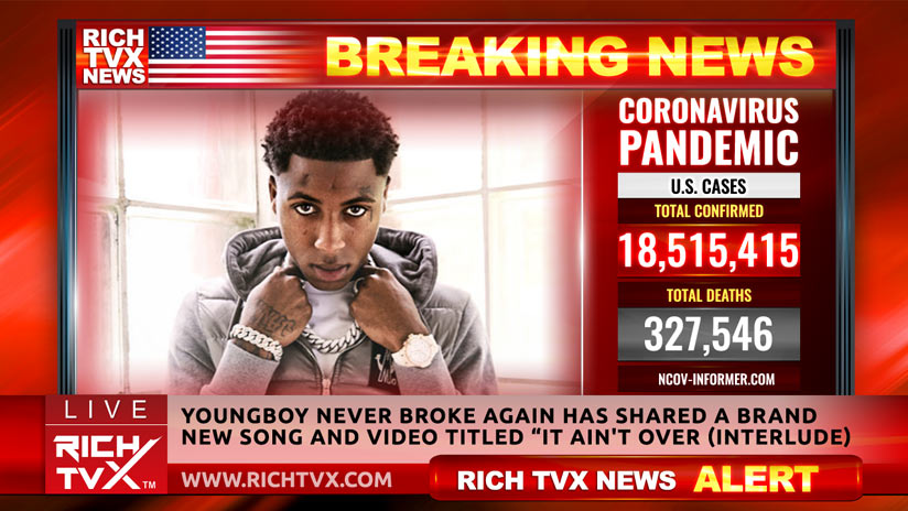 YoungBoy Never Broke Again – It Ain't Over (Interlude)