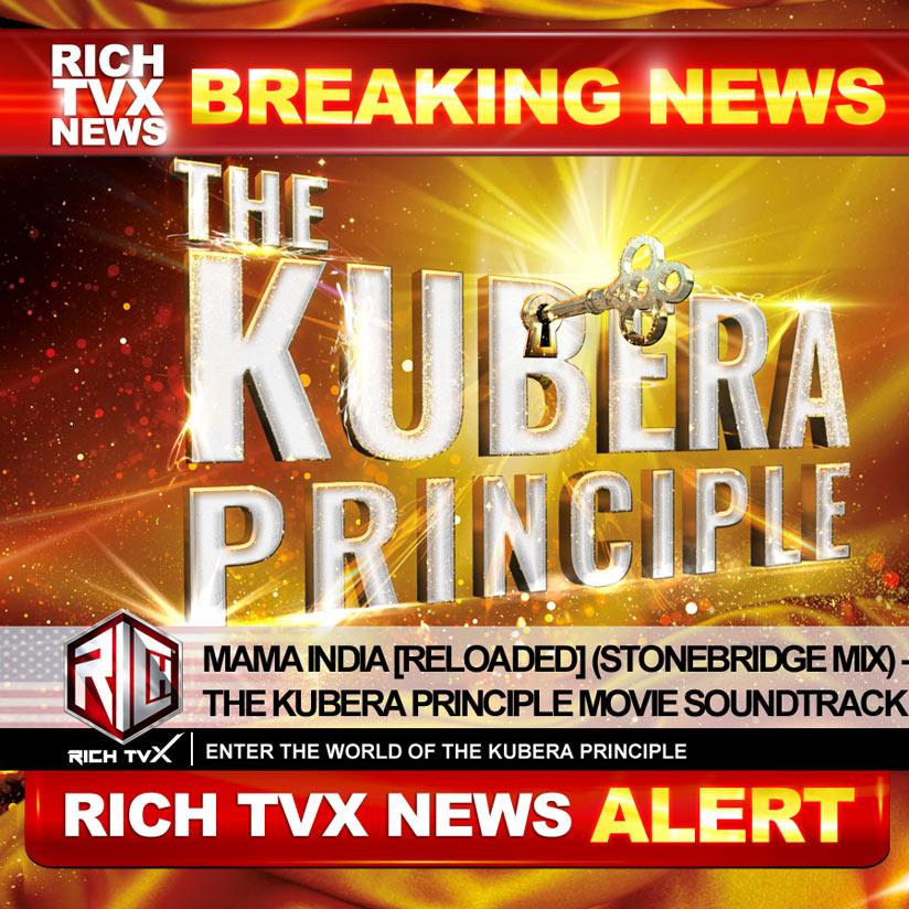 Mama India [Reloaded] (StoneBridge Mix) – The Kubera Principle Movie Soundtrack