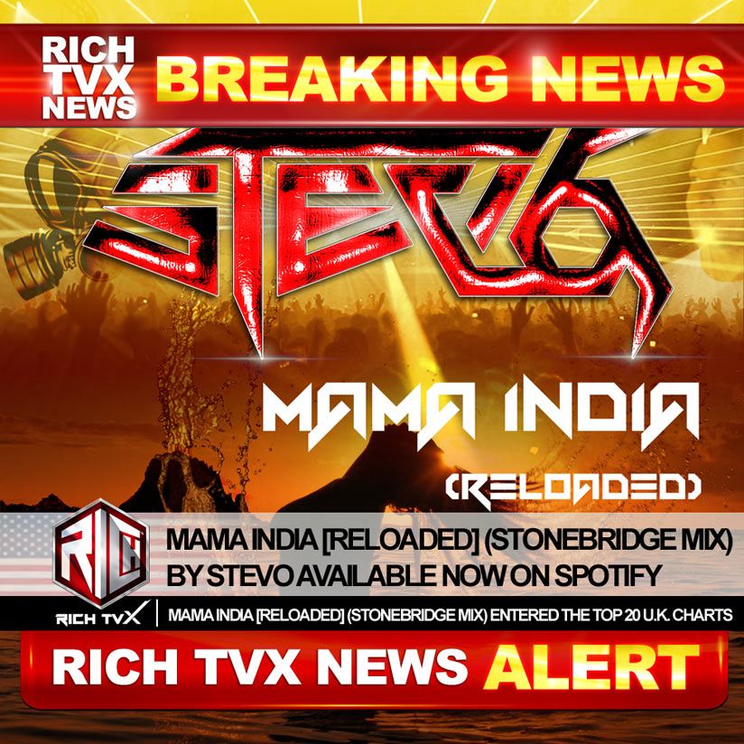 Mama India [Reloaded] (StoneBridge Mix) The Most Popular Dance Track Available On Spotify
