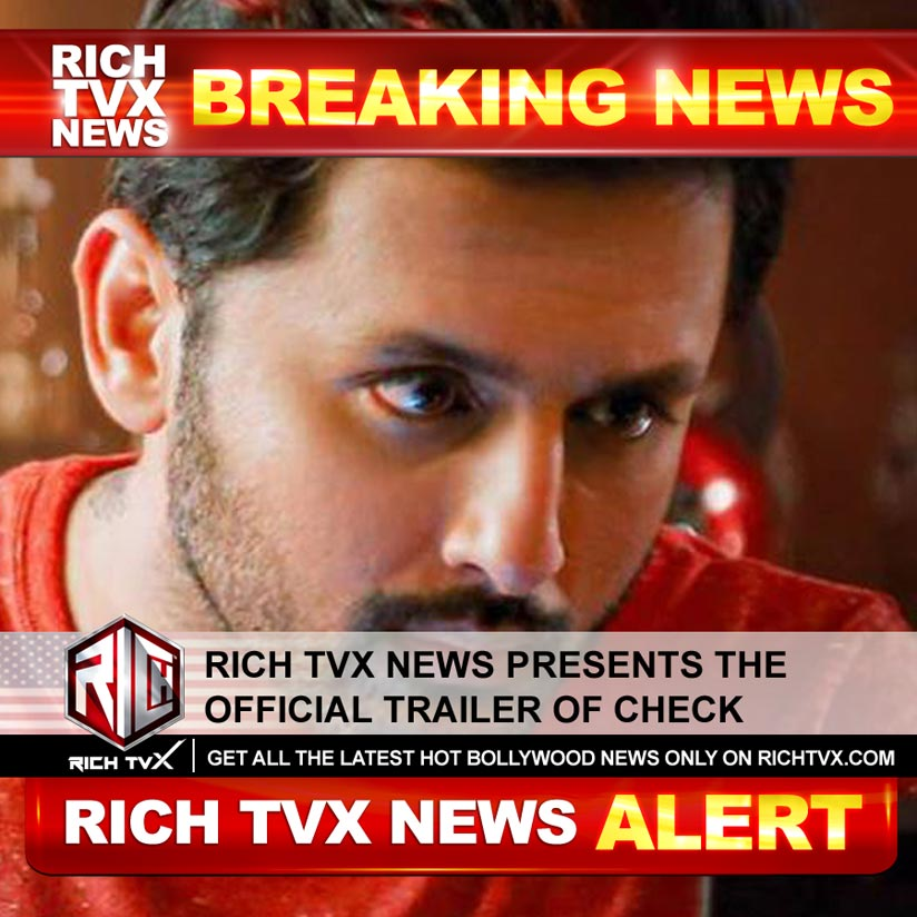 Rich TVX News presents the Official Trailer of CHECK