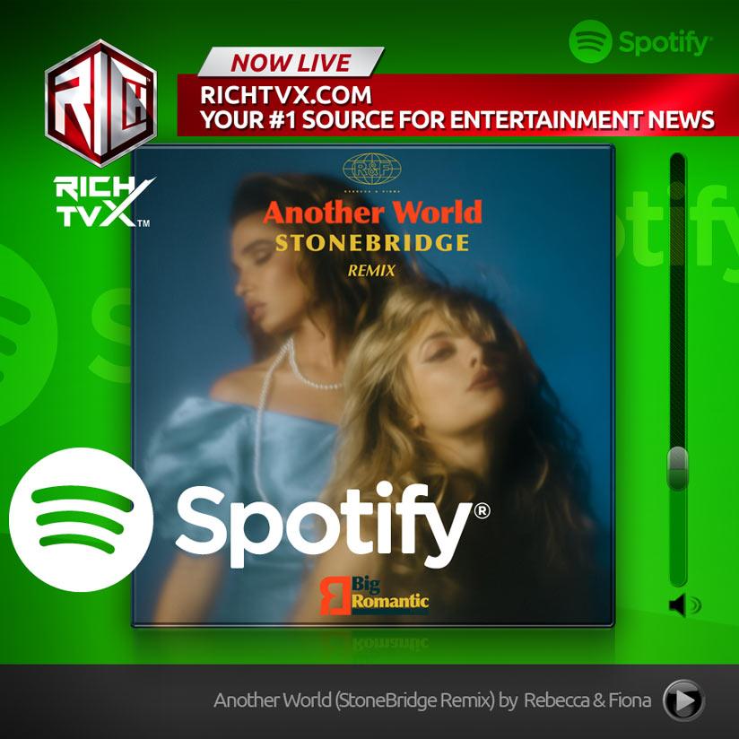 Another World (StoneBridge Remix) by Rebecca & Fiona