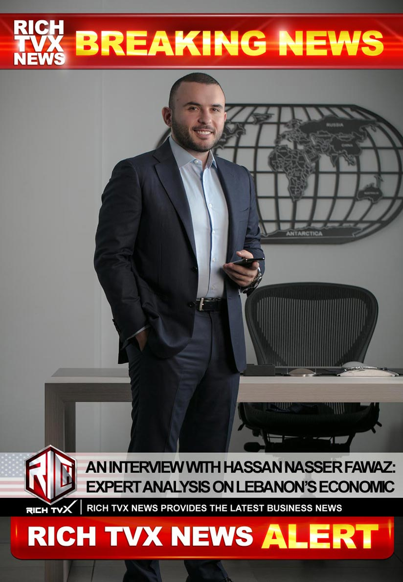 An Interview with Hassan Nasser Fawaz: Expert Analysis on Lebanon's Economic