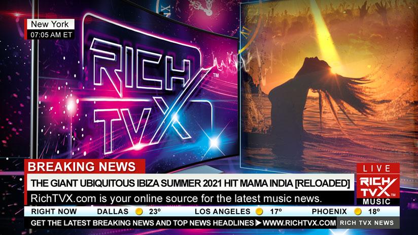 The Giant Ubiquitous Ibiza Summer 2021 Hit Mama India [Reloaded]