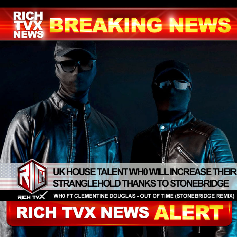 UK House Talent Wh0 Will Increase Their Stranglehold Thanks To StoneBridge