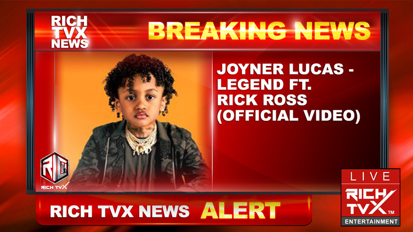 Joyner Lucas – Legend ft. Rick Ross (Official Video)
