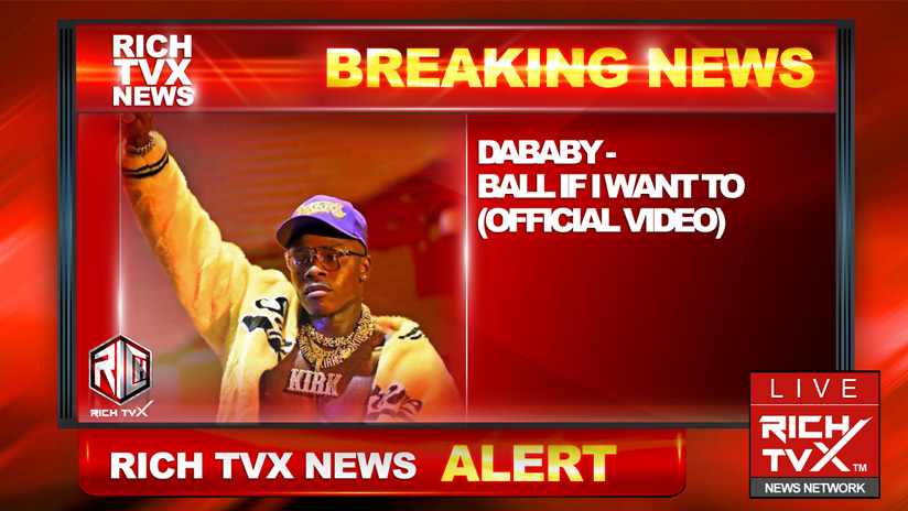 DaBaby – BALL IF I WANT TO (Official Video)