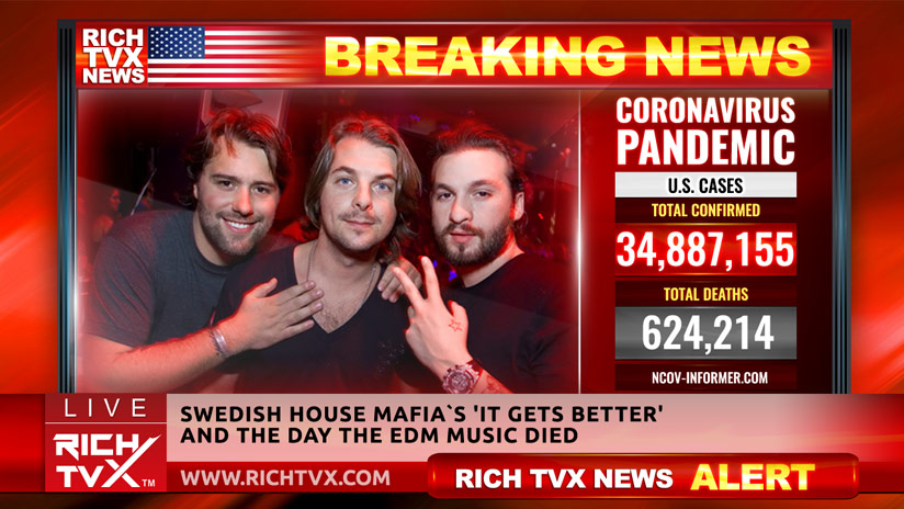 Swedish House Mafia`s 'It Gets Better' And The Day The EDM Music Died