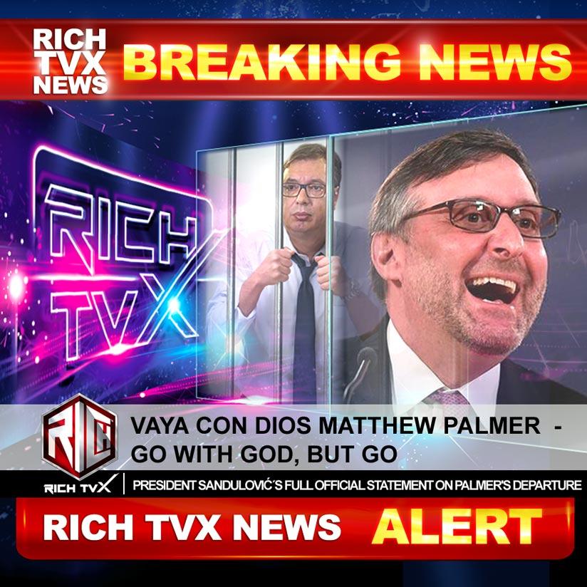 Vaya Con Dios Matthew Palmer – Go With God, But Go