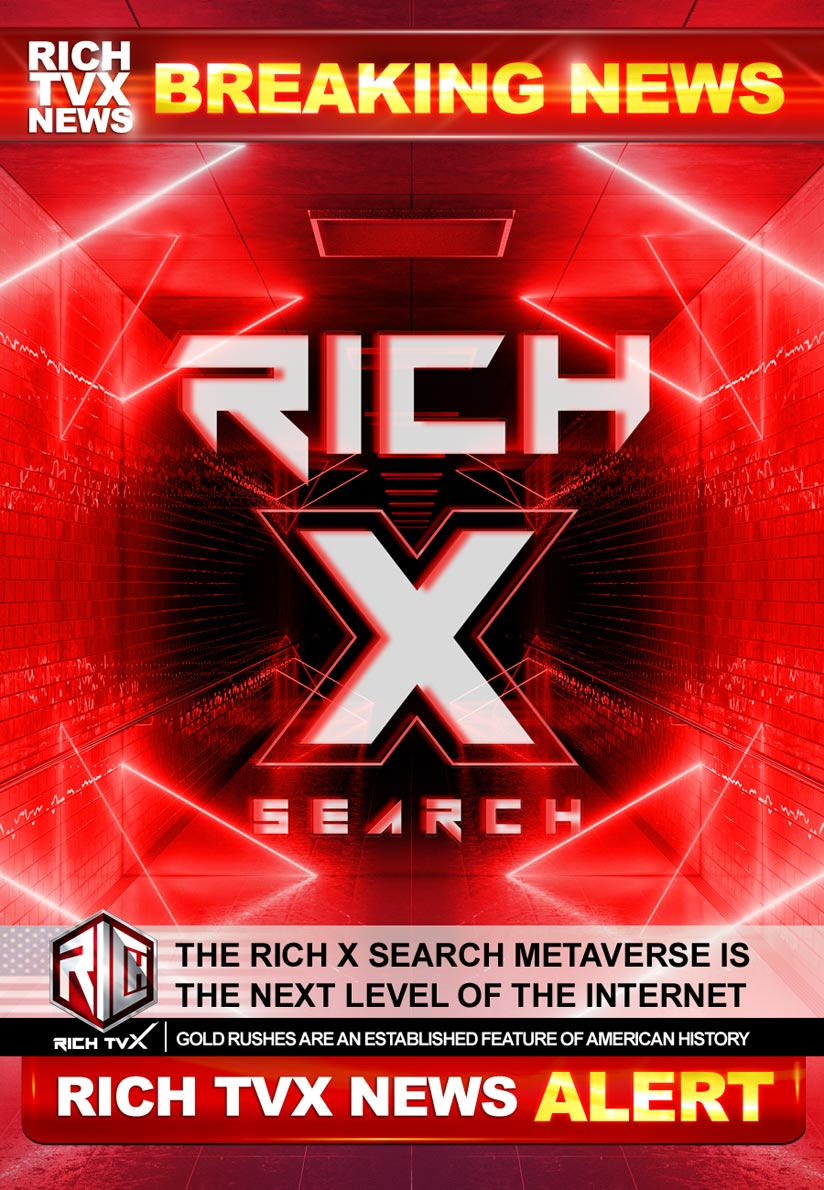 The Rich X Search Metaverse Is The Next Level Of The Internet