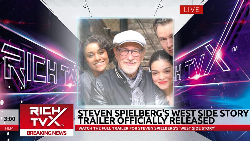 Steven Spielberg's West Side Story Trailer Officially Released