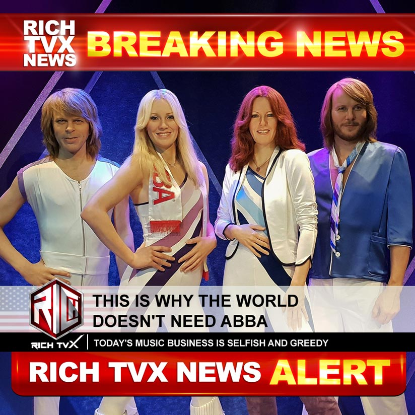 This Is Why The World Doesn't Need Abba